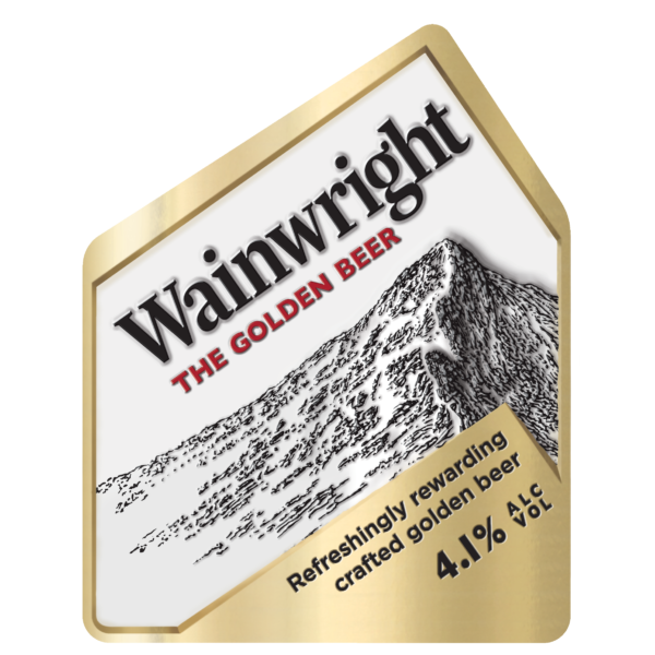 wainwright ale badge